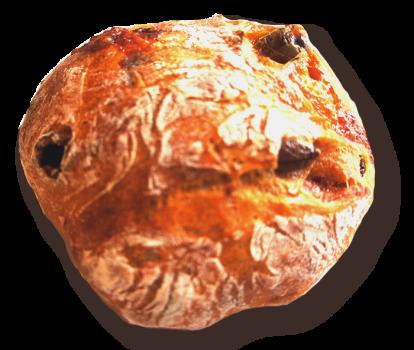 リュスティック チェリートマトとミモレット(週末限定)