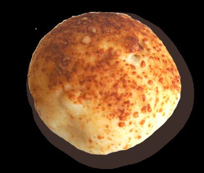スモークチーズとナッツのパン